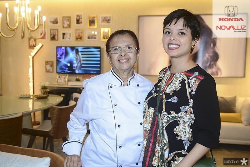 Chef Marana Figlioulo, Manuella Figlioulo