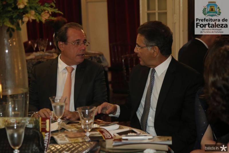 Claudio Brasil e Paulo Ary