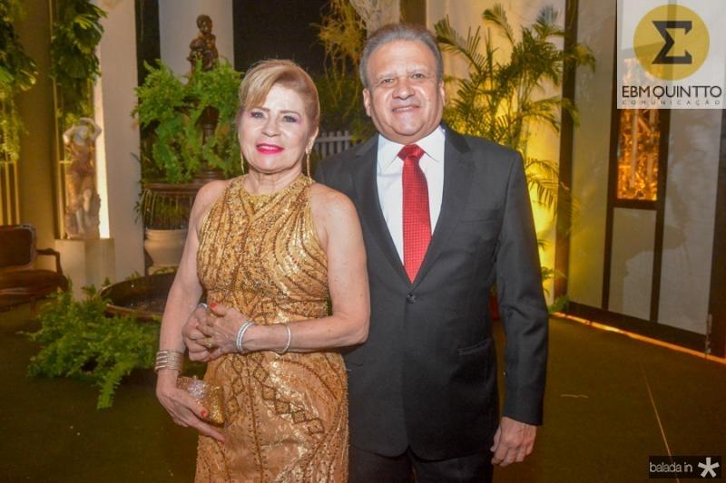 Rebeca e Raul Martins