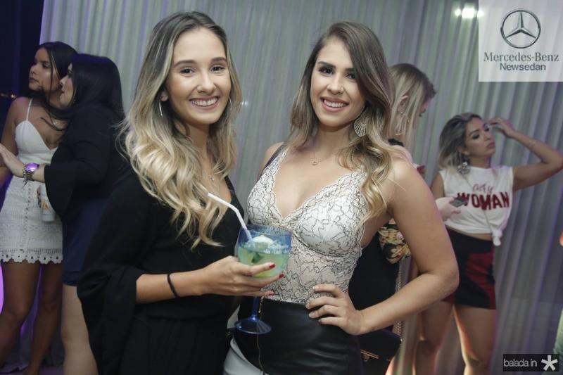 Isabela Lima e Thais Pena