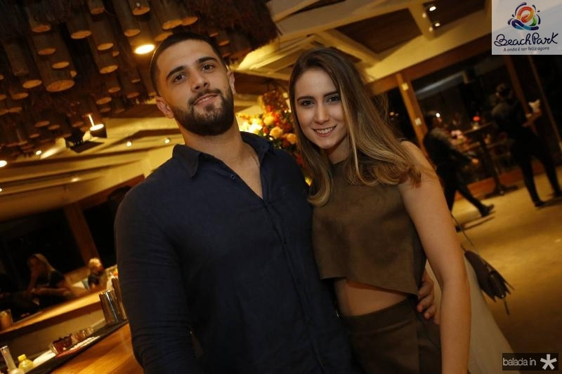Bruno Nottingham e Vivian Cavalcante 1
