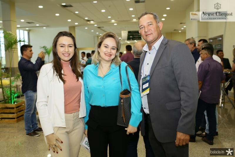 Kamylla da Cunha,Camille Muniz e Albanis Fiuza