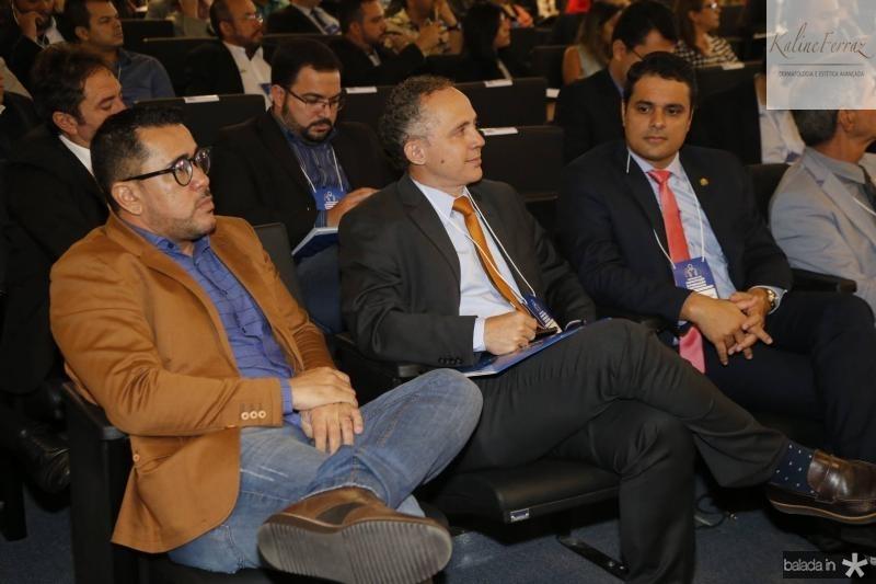 Marcio Martins, Evaldo Lima e Gardel Rolim
