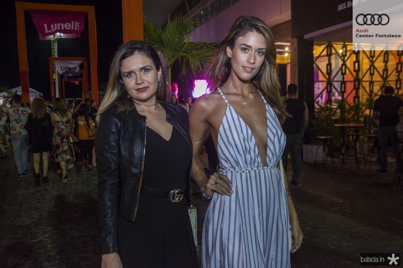 Lorena Almeida e Vitoria Lins