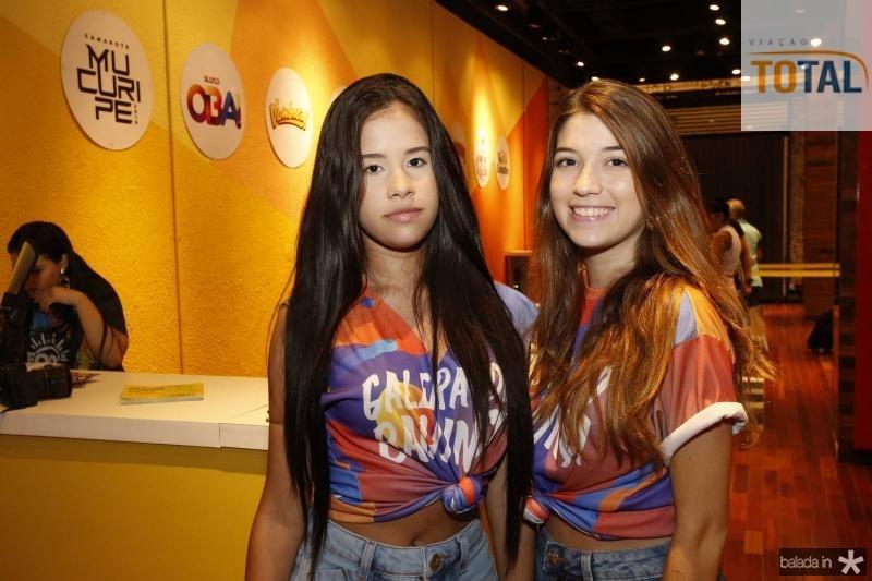 Lia Marques e Leticia Dias 1