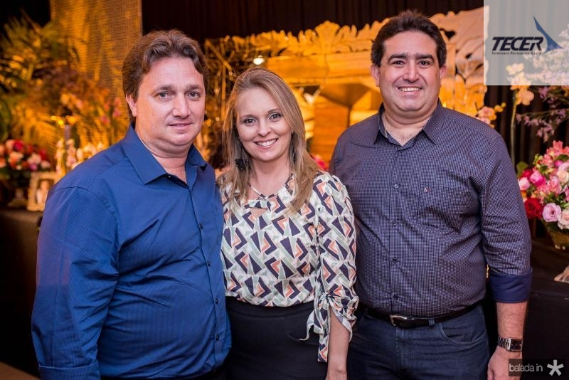Paulo Benevides, Ster Benevides e Jefersson Benevides
