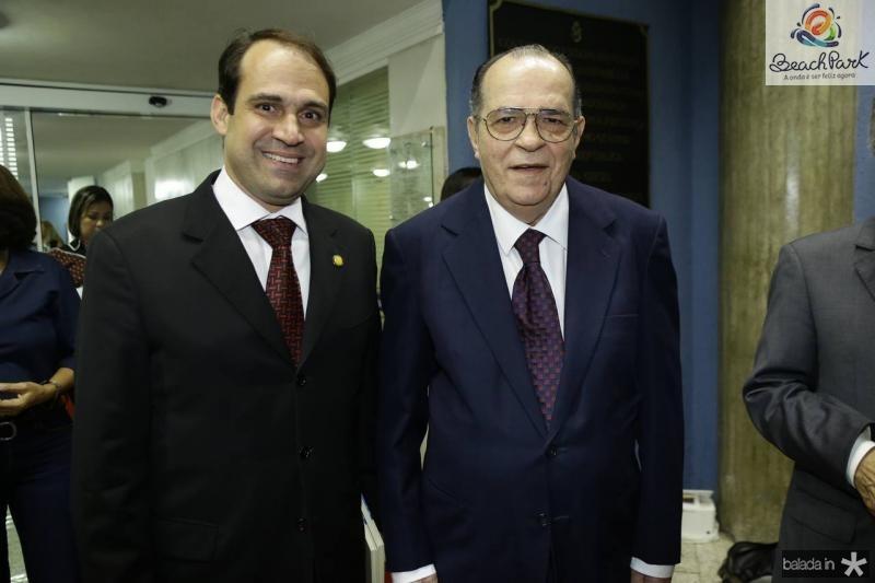 Salmito Filho e Regis Barroso