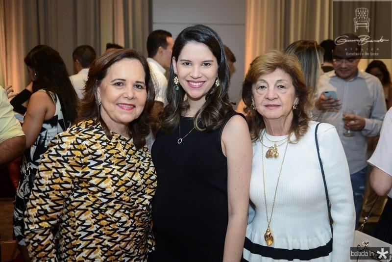 Inez Pontes, Beatriz Camara, Alcy Ponce
