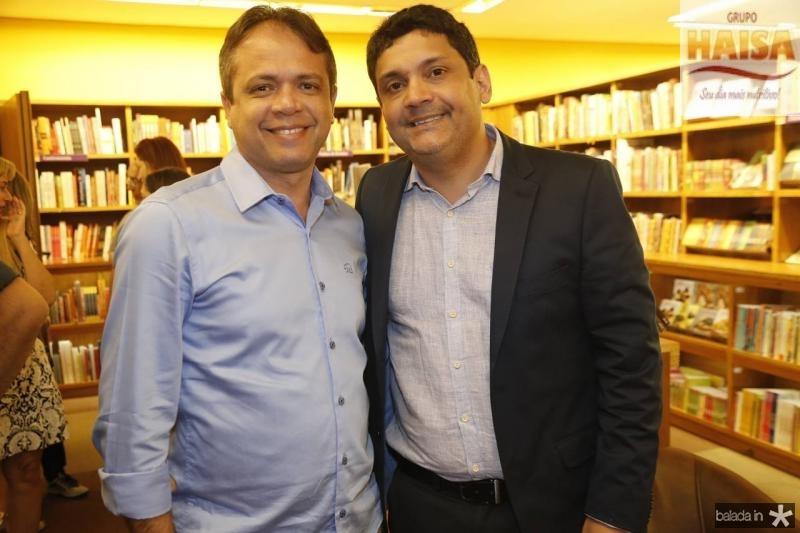 Ivo Ferro e Bruno Queiroz