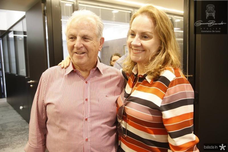 Pedro Alves e Ana Curado