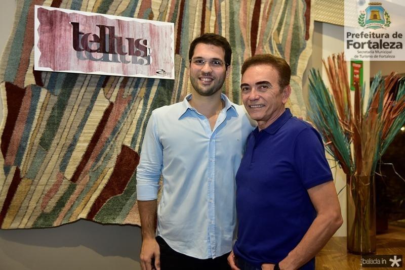 Guilherme Albuquerque e Marcos Monteiro
