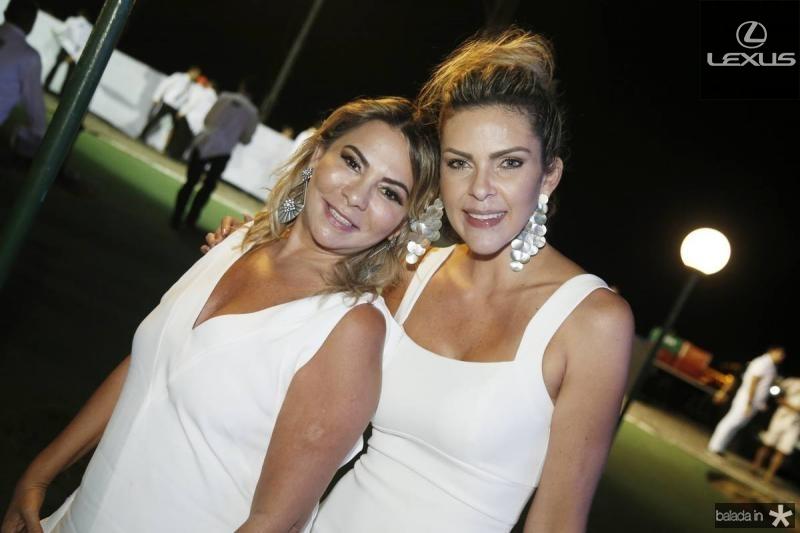 Netinha Gomes e Georgina Andrade
