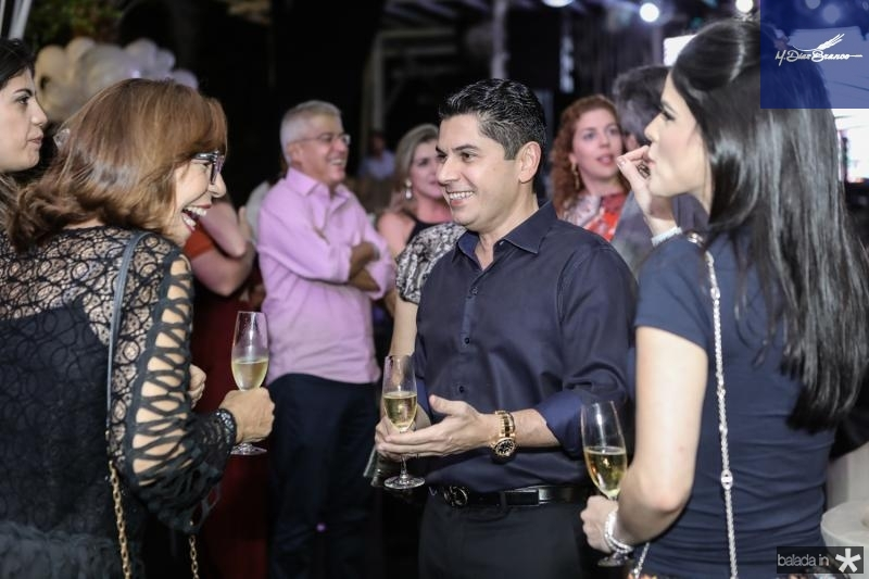 Lucia Wolff, Pompeu e Marilia Vasconcelos