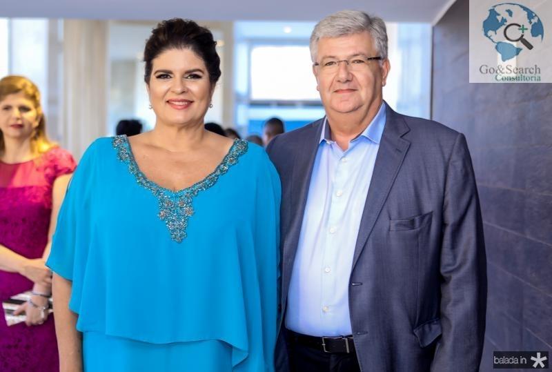 Cristiane Boris e Carlos Maia