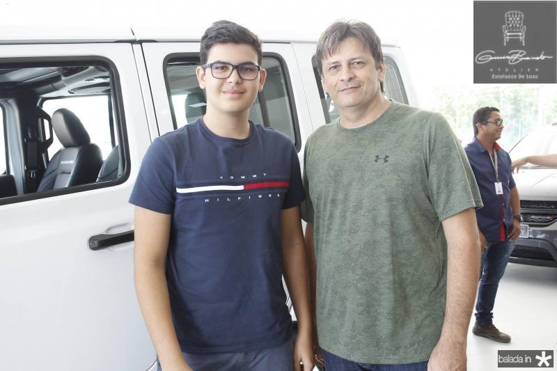 Amir e Carlos Porfirio 1