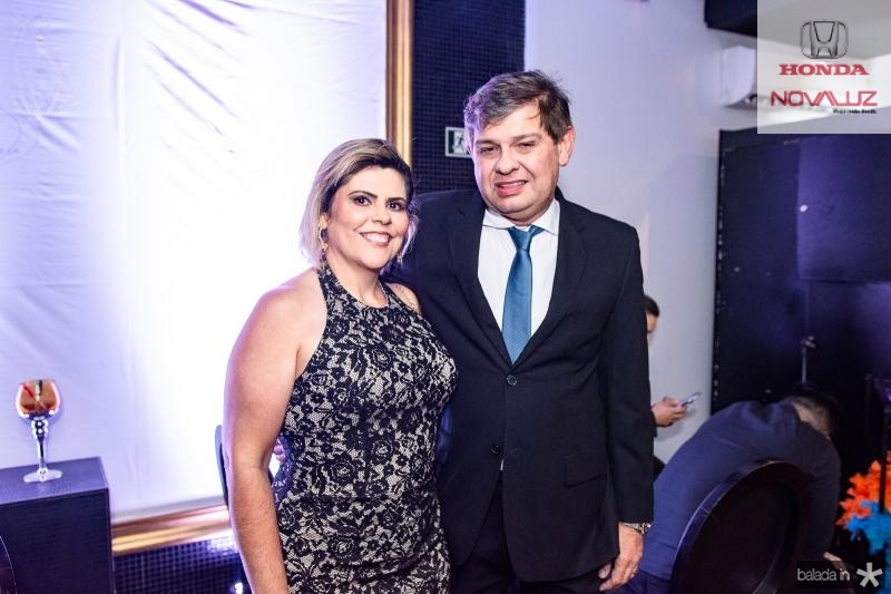 Sandra e Claudio Brayner
