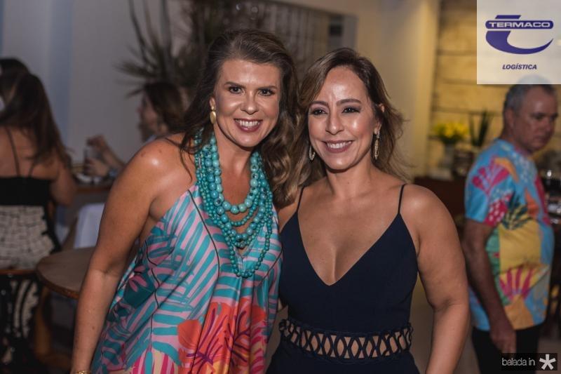 Alexandra Pinto e Leticia Macedo