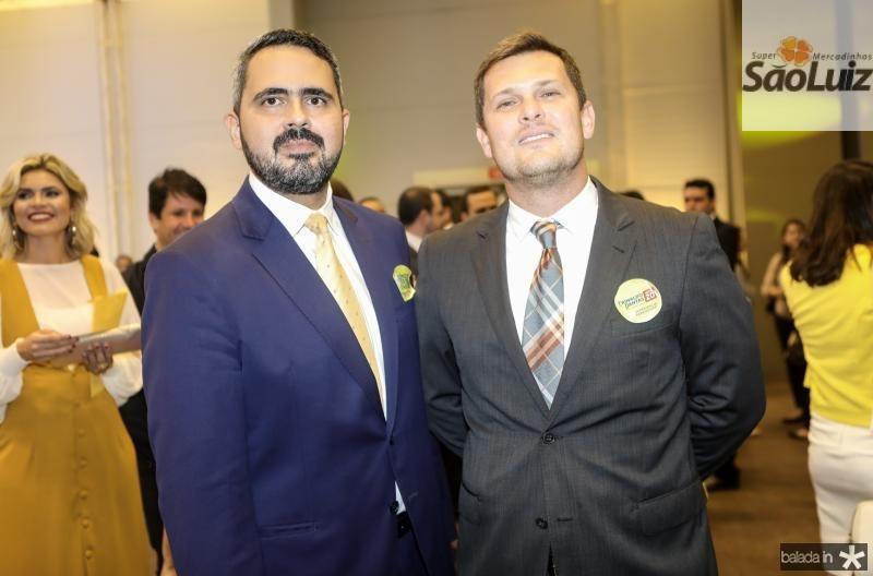 Hamilton Sobreira e Rafael Furtado