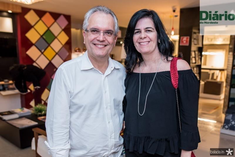 Ricardo Braga e Ines Sobreira