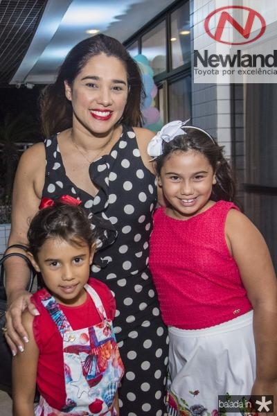 Renata, Lais e Marcela Mota