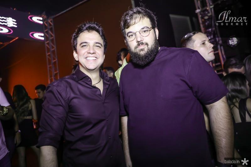 Panta Neto e Arialdo Pinho