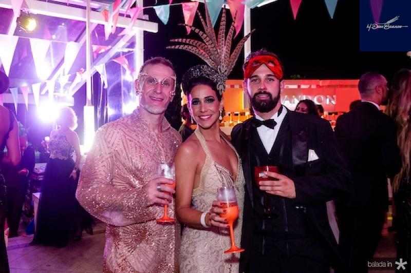 Paulo Caetano, Vivian parizzi e Henrique guimaraes DSC 8176