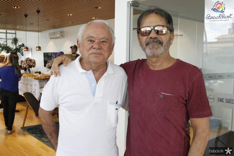 Cesar Galvao e Carlos Teixeira