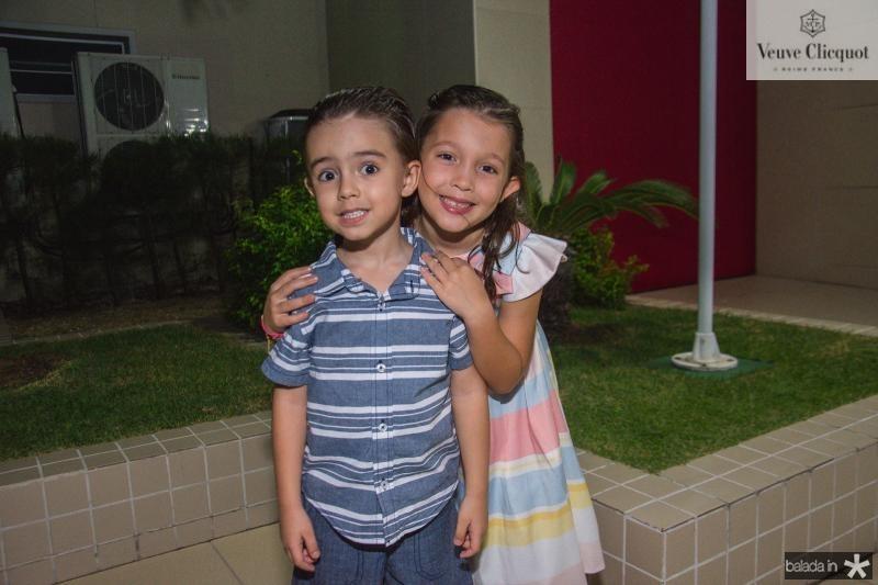Fernando e Rafaela Ranie