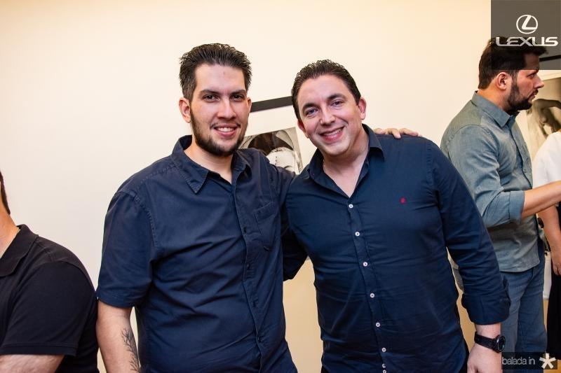 Joao Baltazar e Rodrigo Pereira