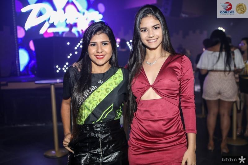 Thais e Mariane Cunha
