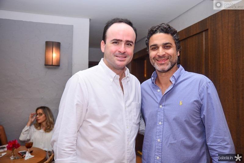 Pedro Fiuza e Bernardo Veloso