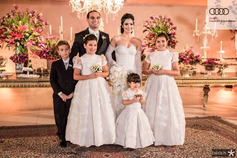 Casamento de Carolina Ary e Cesar Braga