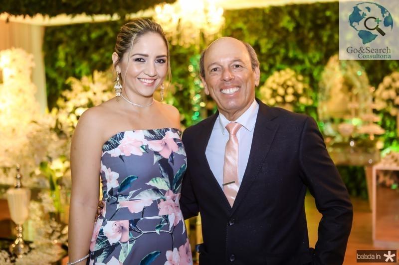 Rafaela Rocha e Andre Montenegro