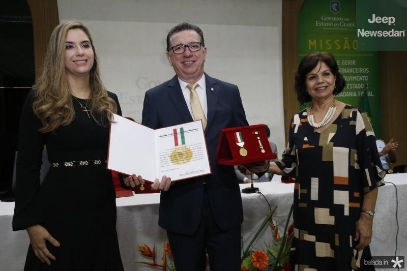 Juliana Albuquerque, Flavio Juca e Candida Torres de Melo