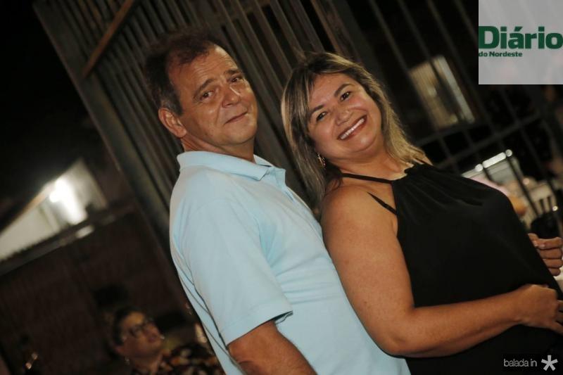 Heroldo Pedreira e Luiz de Marilac Queiroz