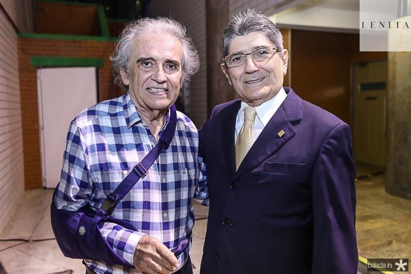 Lucio Brasileiro e Augusto Bezerra