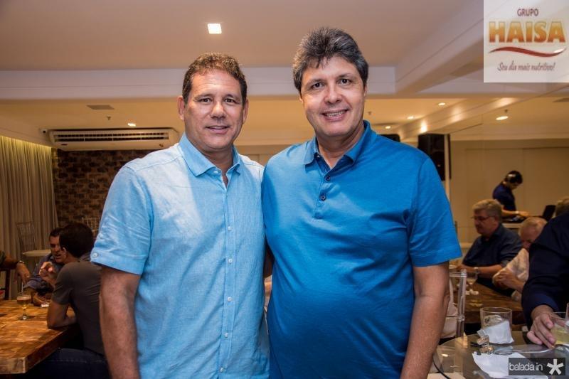 Marcus Medeiros e Marcos Oliveira