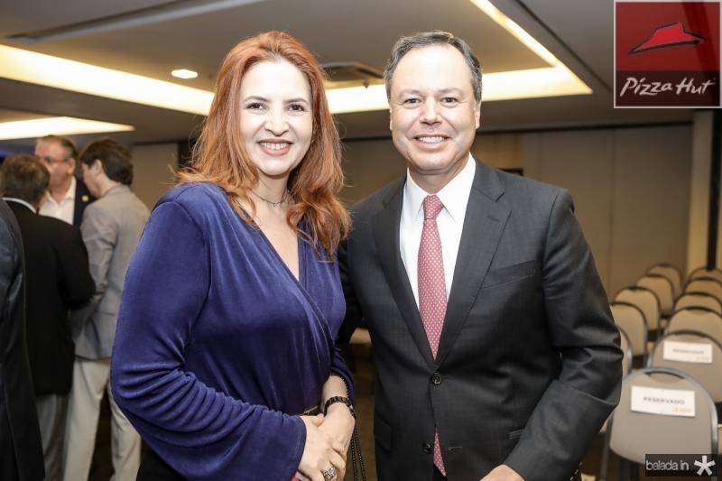 Enid Camara e Gregorio Gutierrez