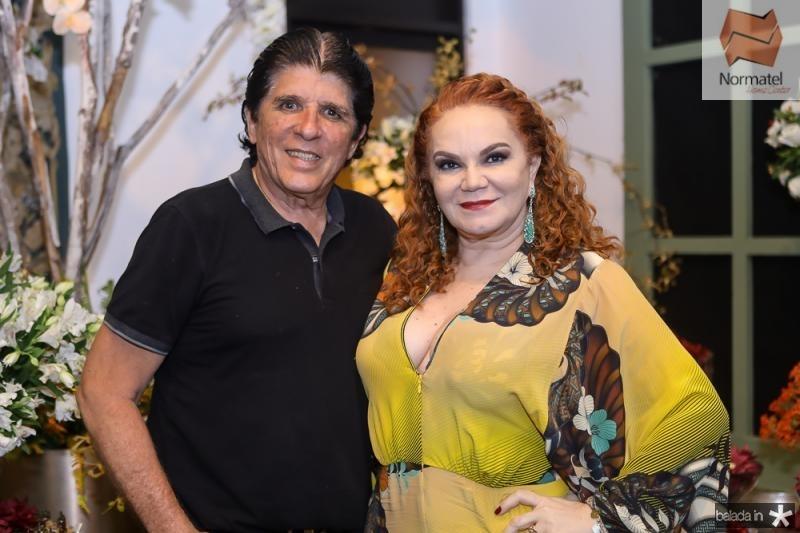 Dito Machado e Lisieux Brasileiro
