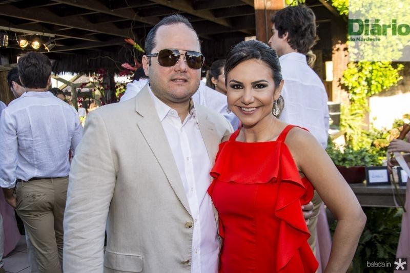 Otavio e Adriana Queiroz