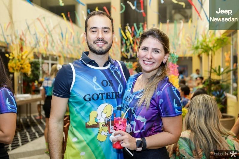 Oswaldo Duarte e Natalia da Escossia
