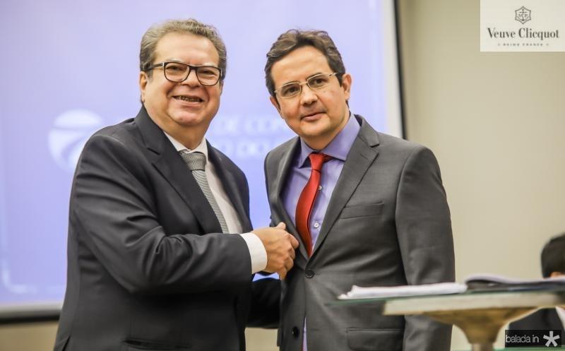 Alexandre Figueiredo e Edilberto Pontes