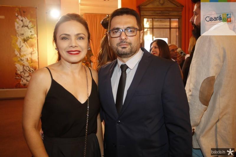 Valeria Abreu e Wagner Borges