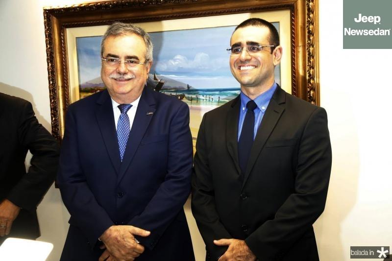 Assis e Andre Cavalcante