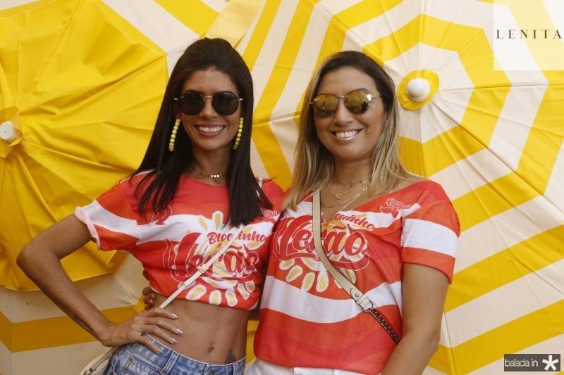 Noely Cavalcante e Sonia Roberta