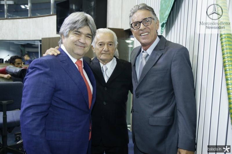 Carlos, Cesar e Paulo Benevides