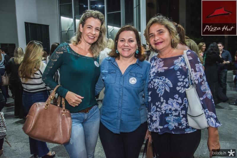 Jenifer Montenegro, Claudia Eduardo e