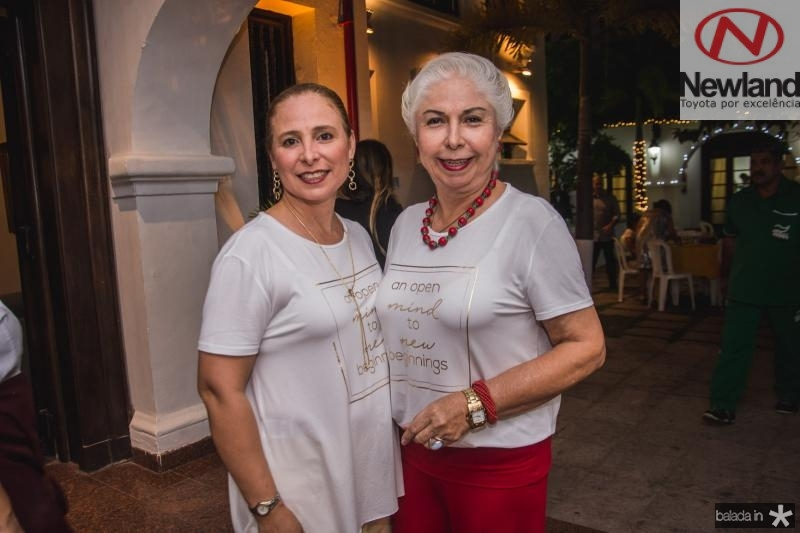 Samira e Alodia Guimaraes