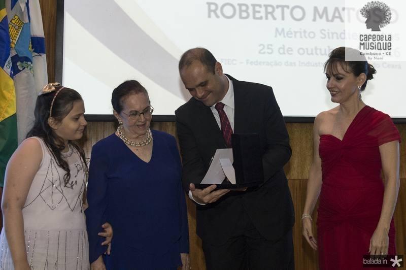 Beatriz e Zenilde Matoso, Daniel Fiuza e Circe Jane