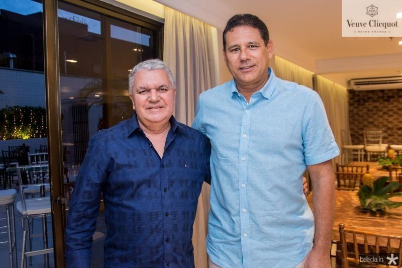 Ricardo Mendes e Marcus Medeiros